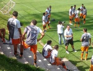 Vitória-treino (Foto: Thiago Pereira / Globoesporte.com)