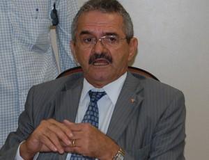 Promotor do Cidadão, Valberto Lira (Foto: Renata Vasconsellos)