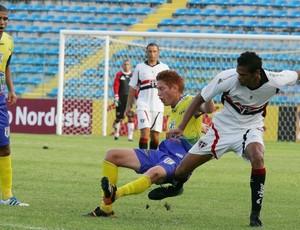 Itapipoca x Ferroviário pela 2ª rodada do Campeonato Cearense de 2012 (Foto: Kid Júnior/Agência Diário)