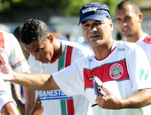 Aridelson Bianchi, técnico do Conilon (Foto: Fábio Vicentini/A Gazeta)