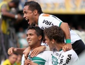 Coritiba vence o Iraty no COuto Pereira (Foto: Divulgação/Coritiba)