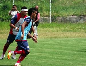Jogadores do Bahia disputam rachão (Foto: Divulgação / EC Bahia)