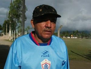 Edmilson Santos (Foto: Beto Silveira / Divulgação)