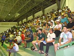 Torcida lota ginásio de Lagarto (Foto: Paulo Ricardo/Divulgação)