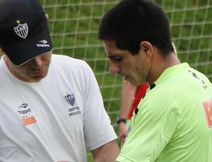 danilinho ATLÉTICO-MG (Foto: Fernando Martins/Globoesporte.com)