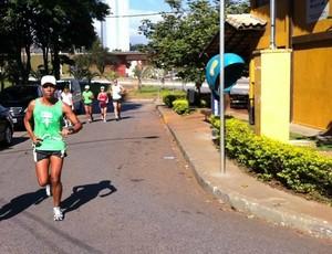corrida de rua calcanhar ricardo (Foto: Arquivo Pessoal)