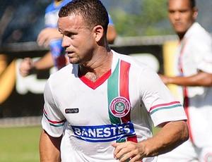 Paulinho Pimentel, o Rooney Capixaba atacante do Conilon (Foto: Fábio Vicentini/A Gazeta)