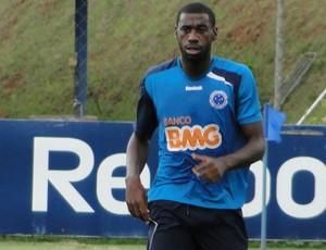 Rudine, volante do Cruzeiro (Foto: Marco Antônio Astoni/Globoesporte.com)
