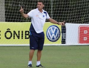 Vágner Mancini, técnico do Cruzeiro (Foto: Marco Antônio Astoni/Globoesporte.com)