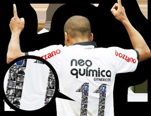 Camisa Corinthians (Foto: Reprodução/Site Oficial)