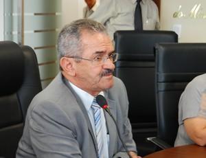 Valberto Lira, promotor do Ministério Público (Foto: Renata Vasconcellos)