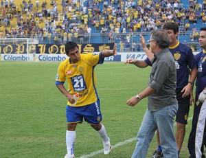 pelotas ypiranga gauchão gol maicon sapucaia (Foto: Divulgação/Pelotas)