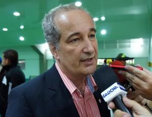 Presidente Giovanni Luigi Inter (Foto: Diego Guichard / GLOBOESPORTE.COM)