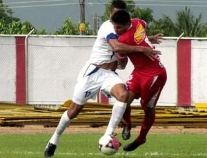 Princesa e Nacional não passam do empate, em Manacapuru (Foto: João Paulo Oliveira/Nacional)
