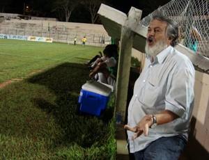 Vergílio Dalla Pria Nett, presidente e médico do Rio Preto (Foto: Alan Schneider/GLOBOESPORTE.COM)