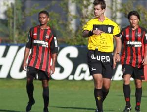 Deivid, do Atlético-PR (Foto: Divulgação/Site oficial do Atlético-PR)