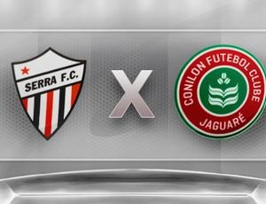 Campeonato Capixaba 2012: Serra x Conilon (Foto: Globoesporte.com)