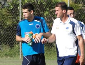 Vágner Mancini  Cruzeiro (Foto: Marco Antônio Astoni/Globoesporte.com)