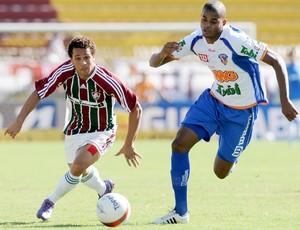 Wellington Nem Fluminense x Caxias (Foto: Dhavid Normando / Photocamera)