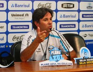 Caio Júnior (Foto: Lucas Uebel/Divulgação/Grêmio)