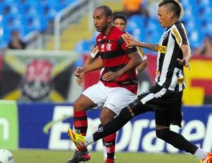Deivid Flamengo x Botafogo (Foto: André Portugal / VIPCOMM)