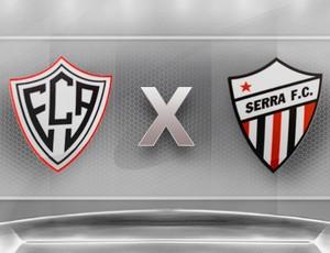 Campeonato Capixaba 2012: Aracruz x Serra (Foto: Globoesporte.com)