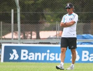 Técnico Caio Júnior, do Grêmio (Foto: Lucas Uebel/Grêmio FBPA)