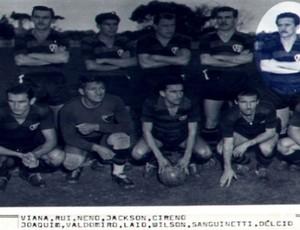 Cireno, do Atlético-PR, faleceu nesta segunda-feira (Foto: Divulgação/Site oficial do Atlético-PR)