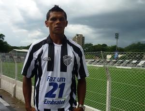 Roberto Jacaré Santa Cruz-RS (Foto: Jacson Miguel Stulp/CaseMKT)