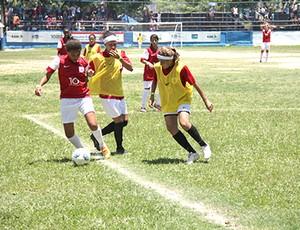 Semifinal da Taça das Favelas feminina (Foto: Divulgação / Site Oficial)