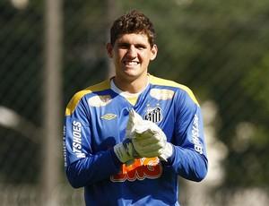 Rafael, do Santos (Foto: divulgação/Santos FC)