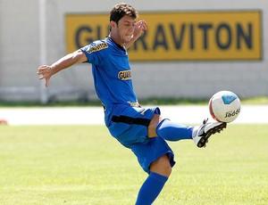 Felipe Menezes no treino do Botafogo (Foto: Fabio Castro / Divulgação Agif)