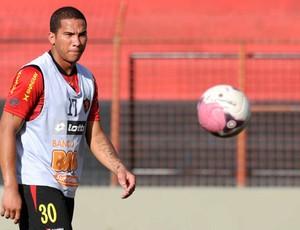 Jael, atacante do Sport (Foto: Aldo Carneiro)