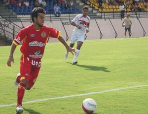 Atlético Sorocaba X Noroeste (Foto: Eric Mantuan / GLOBOESPORTE.COM)