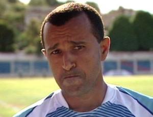Gurubi, técnico do Colatina (Foto: Reprodução/TV Gazeta Noroeste)