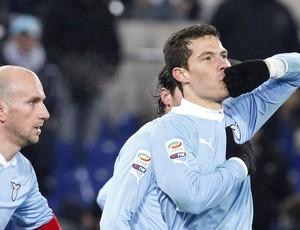 Hernanes gol Lazio (Foto: EFE)