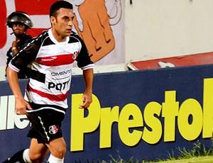 Luciano Henrique, Santa Cruz (Foto: Coralnet)
