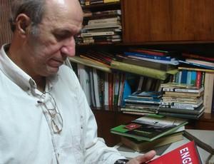 Jairo dos Santos espião (Foto: Fabricio Costa / GLOBOESPORTE.COM)