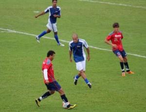 Paraná Clube vence jogo-treino por 2 a 0 (Foto: Divulgação / Paraná)
