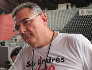 Mário Gobbi  (Foto: Rodrigo Faber / Globoesporte.com)