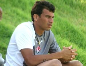 Neto Baiano - treino (Foto: Divulgação / Vitória)