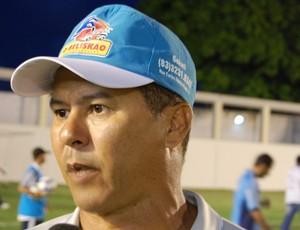 Ramiro Sousa, técnico do CSP (Foto: Rammom Monte)