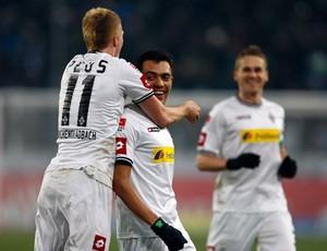 reus Borussia Moenchengladbach x Schalke  (Foto: Reuters)