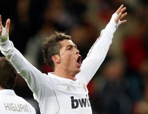 cristiano ronaldo real madrid x levante (Foto: Reuters)