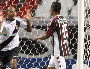 alecsandro fluminense x vasco gol (Foto: Jorge William/Globo)