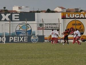 Paraíba x Esporte de Patos (Foto: Cavalcante Júnior)