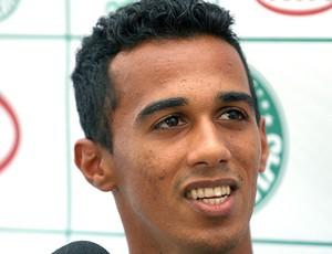 Juninho,  jogador do Palmeiras  (Foto: Anderson Rodrigues / Globoesporte.com)