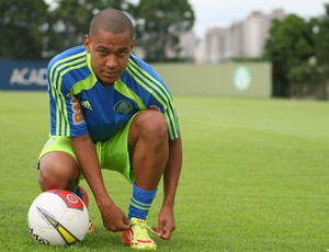 Patrick Palmeiras (Foto: Anderson Rodrigues/Globoesporte.com)