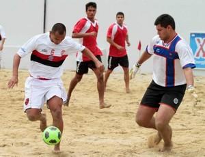 Futebol de Areia Flamengo (Foto: Arquivo Pessoal)