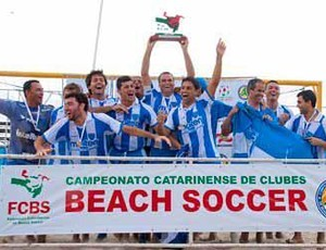 Avaí Bech Soccer (Foto: Site Oficial do Avaí)